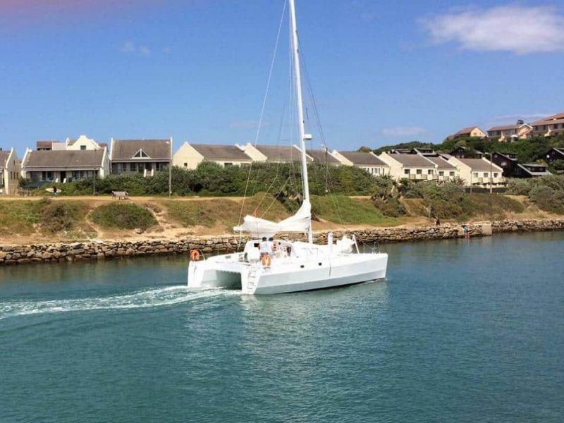 yatching in Port ALfred